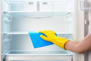 Kühlschrank Reinigung